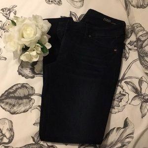 DL1961 Jeans - DL Emma leggings in Vienna color size 28